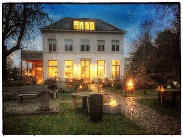 Villa Heidetuin Kamer Vert