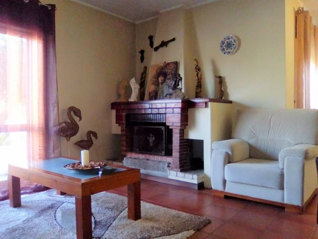 Large and cozy house in Barcelos - Tamel (São Veríssimo) - Huis
