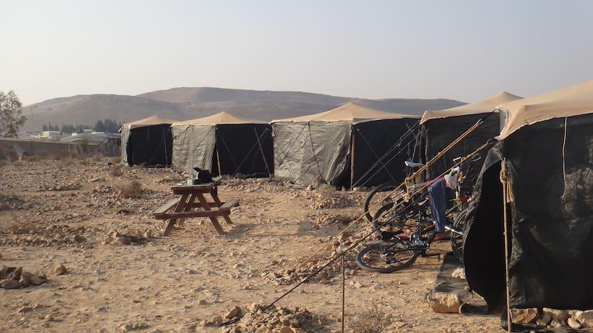 Yahala Camp Salm - Sde Boker - Sátor