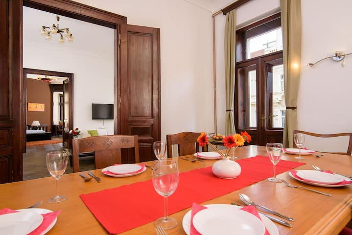 Prague center apartment 190m2