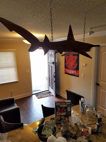 Furnished apartment/close to campus - Auburn - Appartamento