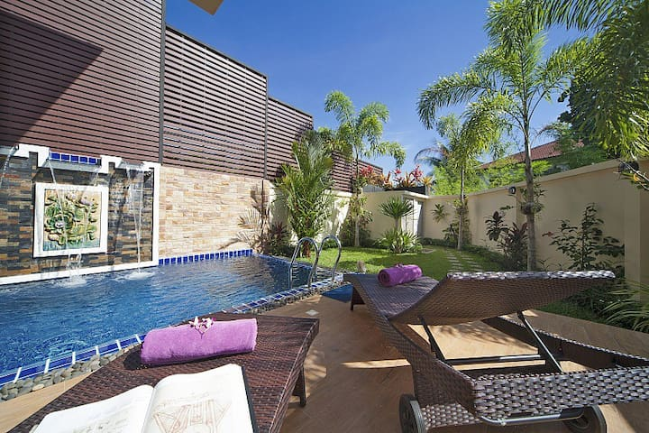 3 Bedroom Pool Villa Near Bang Tao Beach - Choeng Thale - Casa