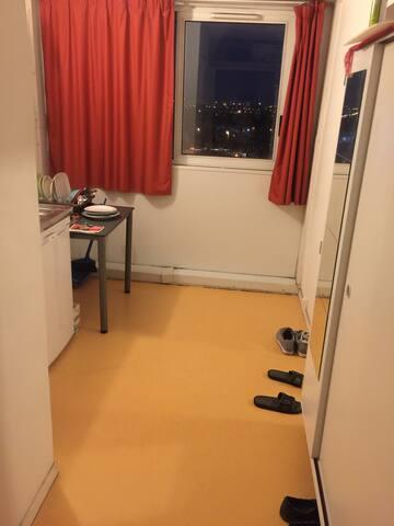 Studio 25 m2 à proximité de paris - Nanterre - Apartment