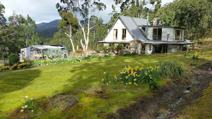The Stone Cottage - Bruny Island