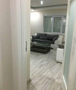 Modern daireden güzel bir tatil - Antalya, Türkiye - Apartment