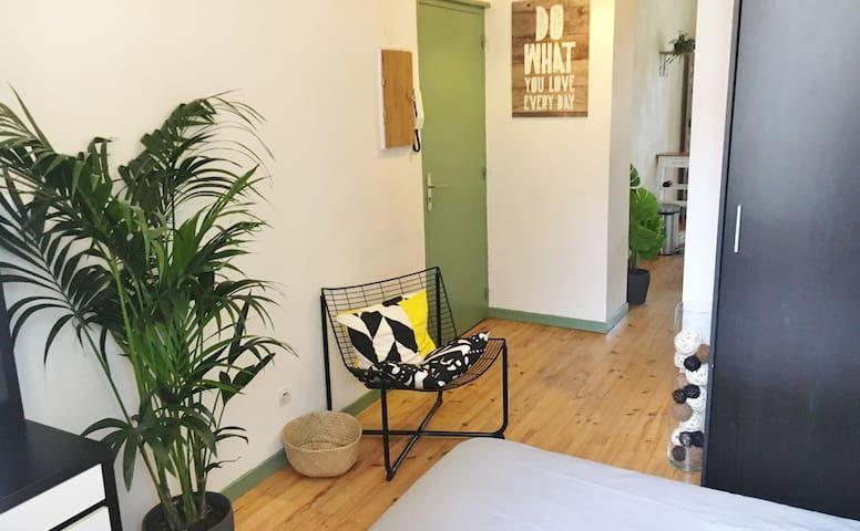 Villeurbanne : Appartement cosy proche Lyon centre