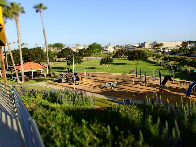 Buccaneer Beach Park and Playground