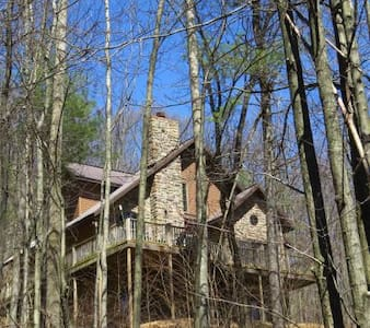 Secluded cabin, close to PSU and lake. - Bellefonte