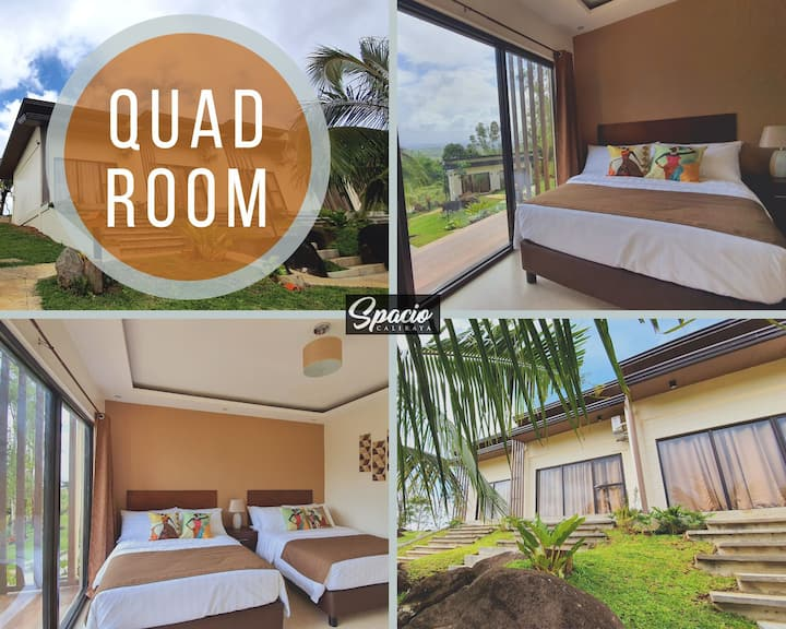 Spacio Caliraya Bed & Breakfast (Deluxe Double)