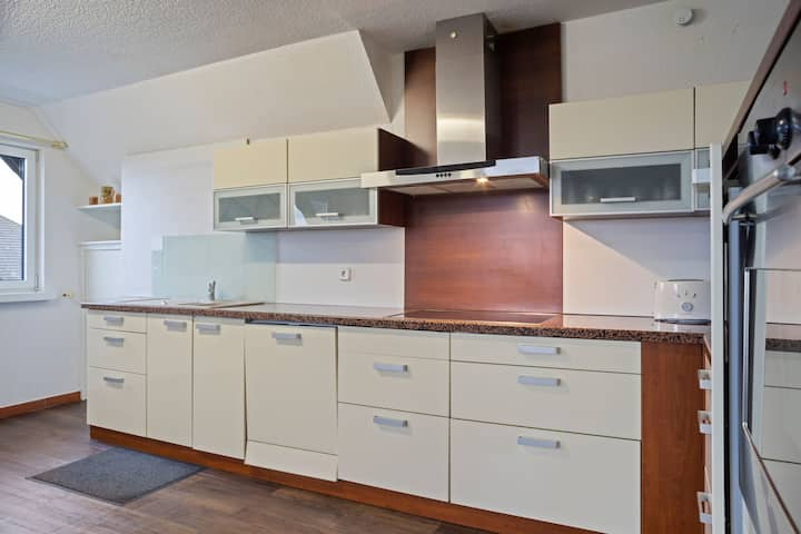 Serene Apartment in Winterberg near Ski Resorts