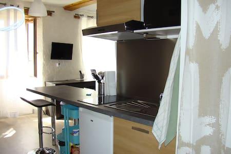 Studio tout confort - Font-Romeu-Odeillo-Via - Appartement