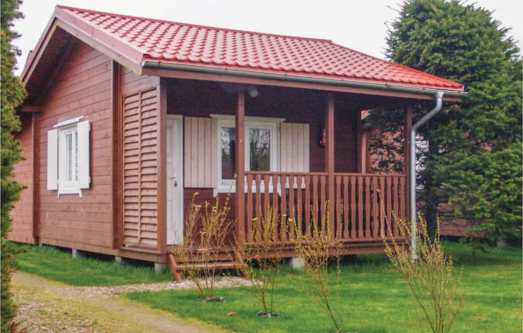 Holiday cottage with 1 bedroom on 34m² in Ustronie Morskie