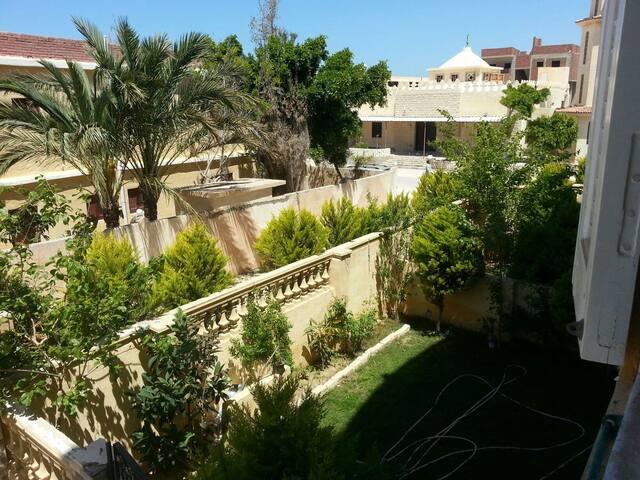 A flat in north coast near krir - Sidi Kirayr - Wohnung