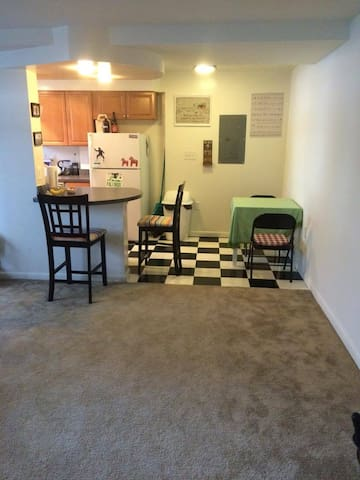 Cosy appartment seeking awesome guests. - Silver Spring - Apartment