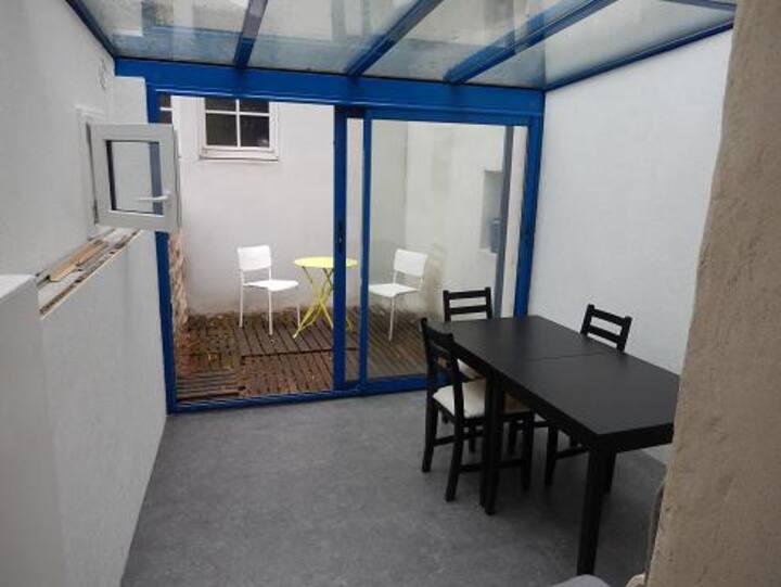 Studio calme de 30 m² au centre ville