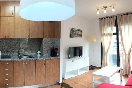 Apartamentos dúplex en Soldeu - Lakás