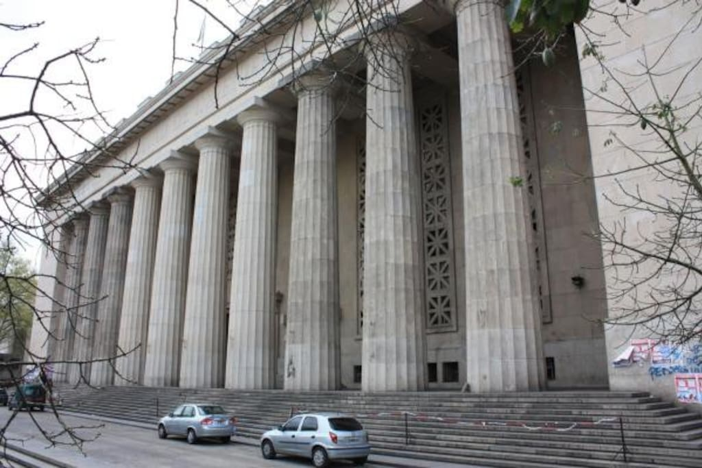 Faculty of Engineering, National University of Buenos Aires.