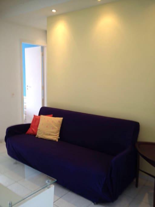 Sala de estar e jantar / Living and dining room