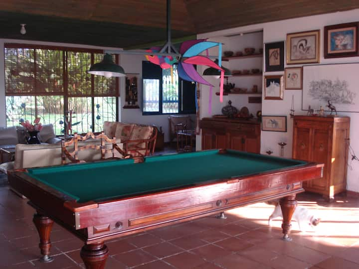 BALI RANCH HOUSE FOR 10