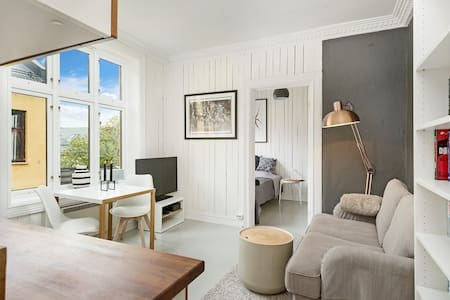 Bright and charming apartment in the heart of Oslo - ออสโล