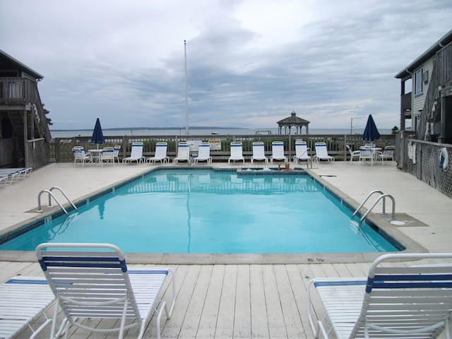 Mariners Point Beach Resort View of Vineyard Sound - Falmouth - Apto. en complejo residencial