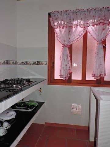 Apartamento  María Julia - Villa de Leyva - Apartment
