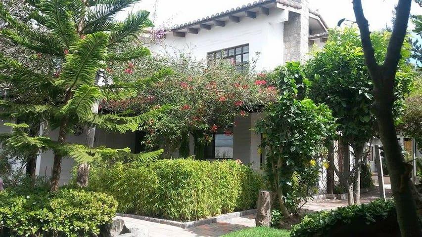 Hospedaje Intimarca - Quito - Huis