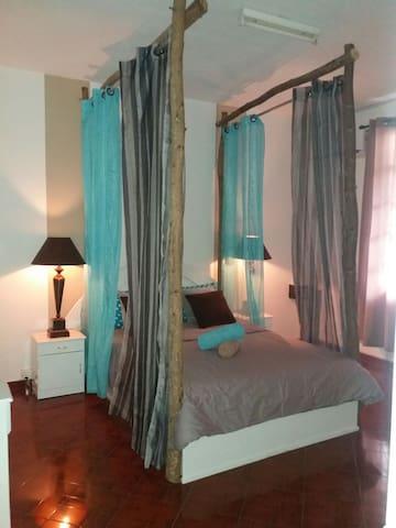 le jardin de frangipane 5 - Blue Bay - Apartamento