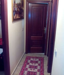 Habitaciones en apartamento en Portomarín - Portomarín - Kondominium