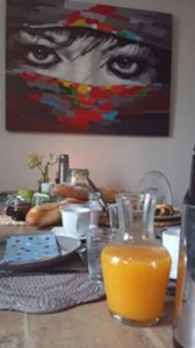 Le r ve de sophie br zilhac pr s de carcassonne for Chambre d hote pres de carcassonne