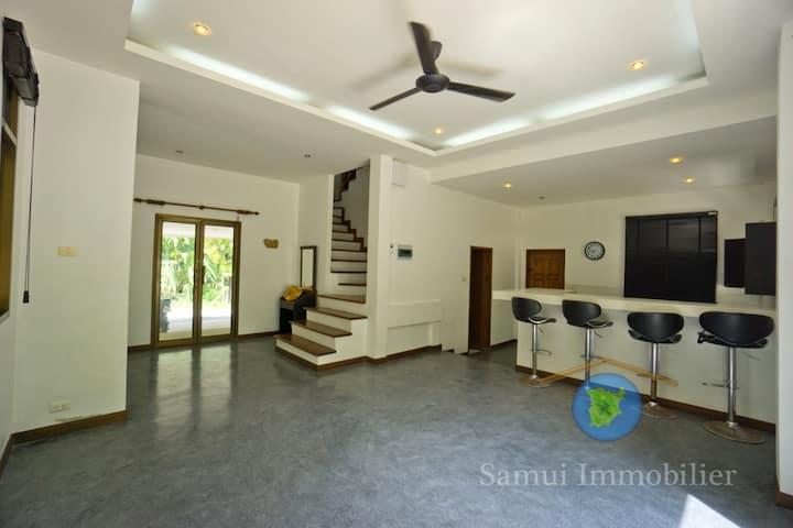 Maison traditionnelle d'environ 140 m²