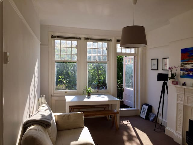 Bright and spacious flat in Streatham