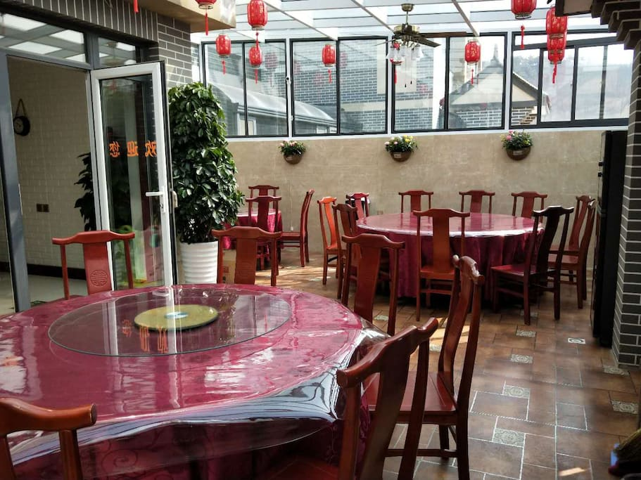 1楼正餐餐厅