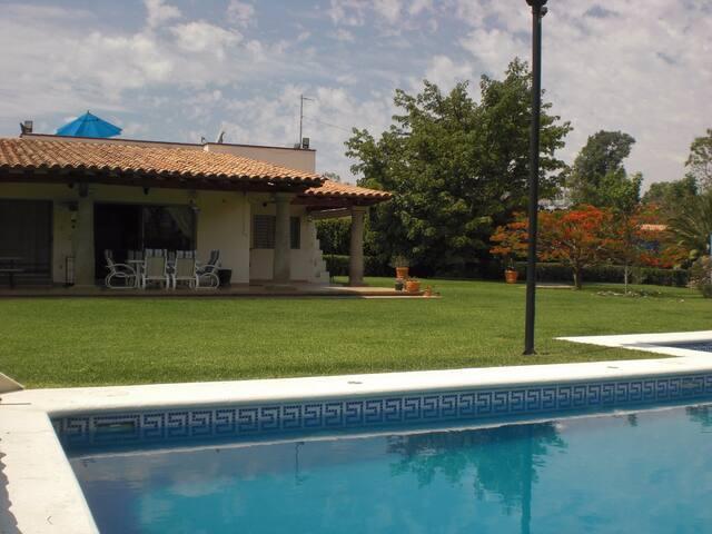 Quinta Azul Oaxaca, a solo 10 kms del Centro