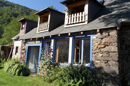 maison de montagne calme nature - Biert - Casa
