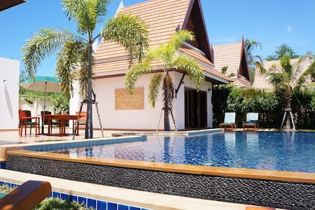 Mini-Villa 1 bedroom with swimmingpool - ระยอง