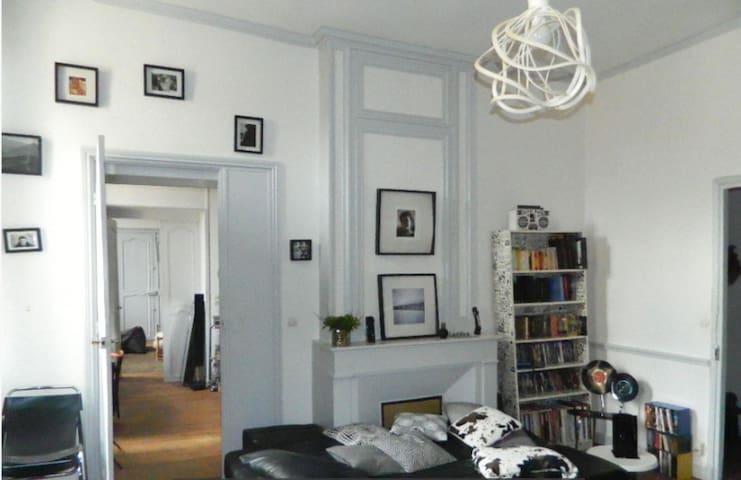 Appartement Haussmannien calme hyper centre