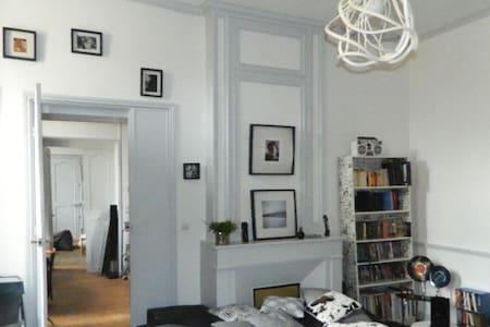 appartement dans hôtel particulier XVIIIème centre - Rochefort