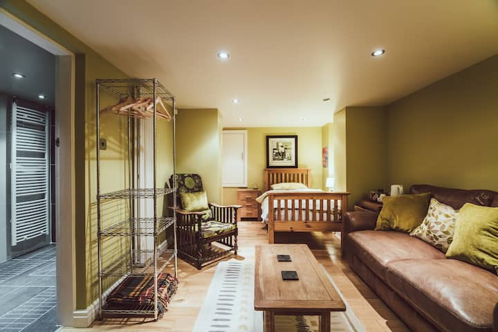 Large self contained stylish accommodation ensuite