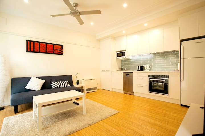 Beautiful newly renovated Guest Suite apartment
