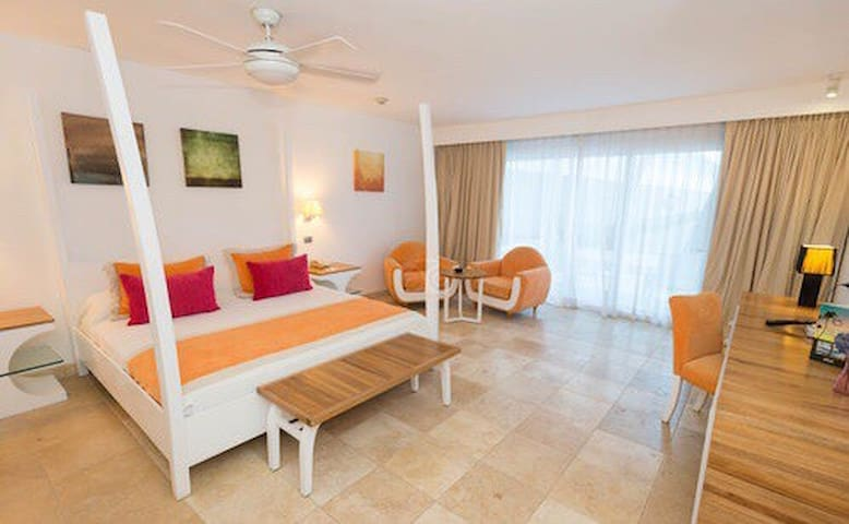 All-Inclusive VIP Beach front Suite