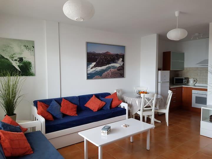 Apartment in the village of famara