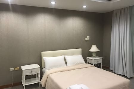 Private Balcony Studio - Bangkok - Apartment