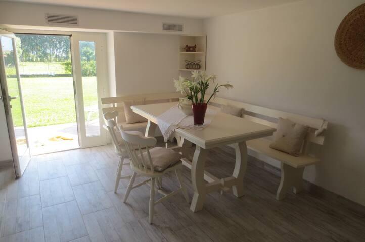 L'ANGOLO BLU IMMERSO NEL VERDE - Sarzana - Wohnung