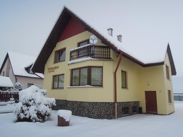 Relax in High Tatras - Veľká Lomnica - House