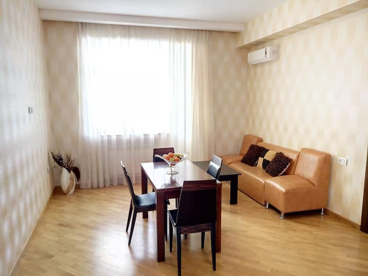 Lovely flat in the centre of Baku