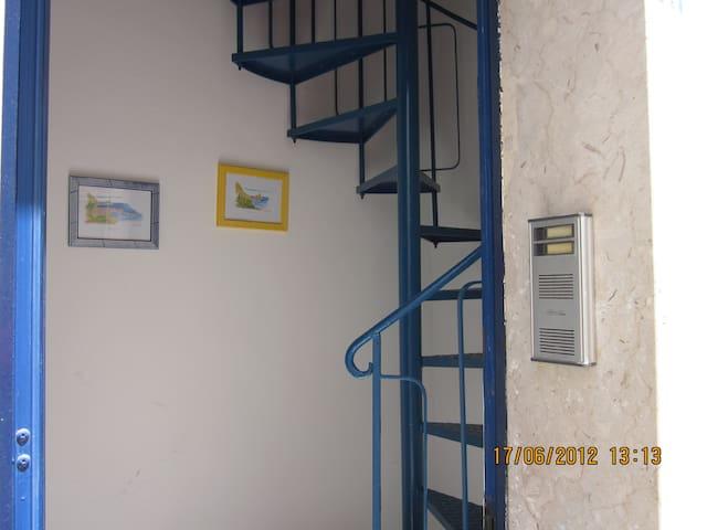 La Casa di Totò - Marettimo - Wohnung
