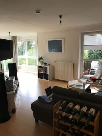Spacious apartment in Hamburgs Eastern Suburbs - Ahrensburg - Kondominium