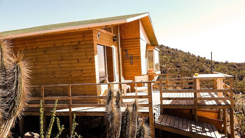 Bungalow/cabaña en la Herradura, Coquimbo.