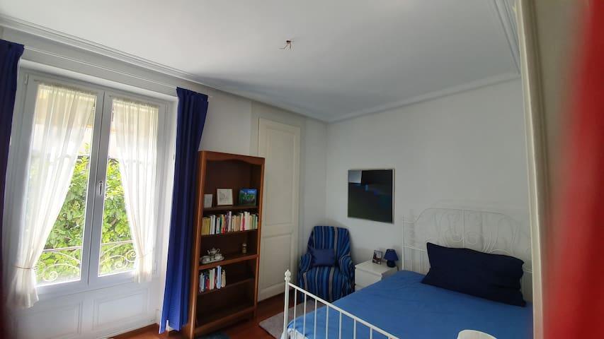 La deuxième chambre lit double